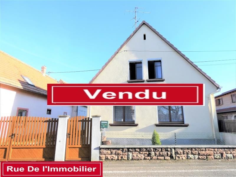 Vente maison / villa Schweighouse sur moder 215000€ - Photo 1
