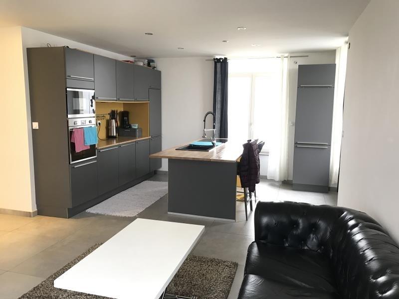 Sale apartment Luneville 107000€ - Picture 1
