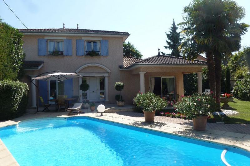 Vente maison / villa Bourgoin jallieu 480000€ - Photo 1