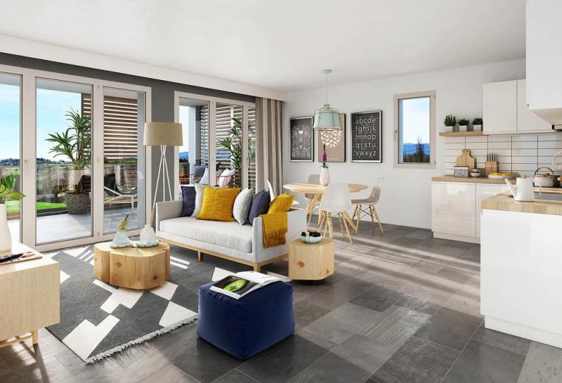 Sale house / villa Vert le grand 239500€ - Picture 4