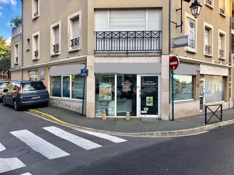 Sale shop St leu la foret 299000€ - Picture 1