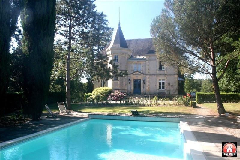 Deluxe sale house / villa Bergerac 1250000€ - Picture 1