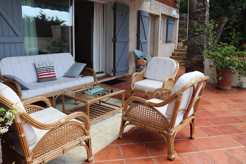 Vacation rental house / villa La croix valmer 3 000€ - Picture 25