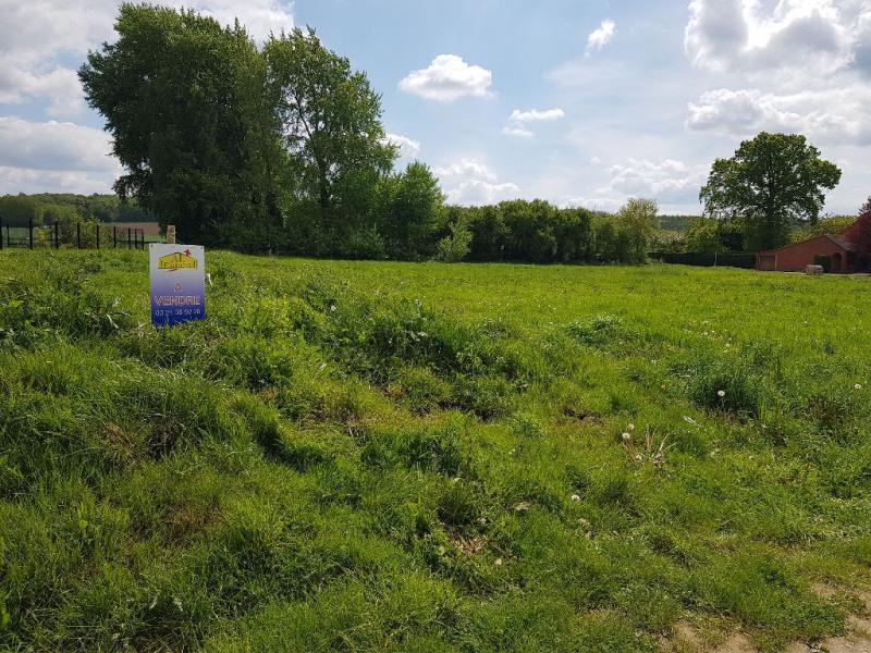Vente terrain Aire sur la lys 49000€ - Photo 1