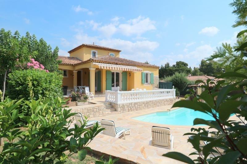 Vente maison / villa Roquebrune sur argens 549900€ - Photo 1