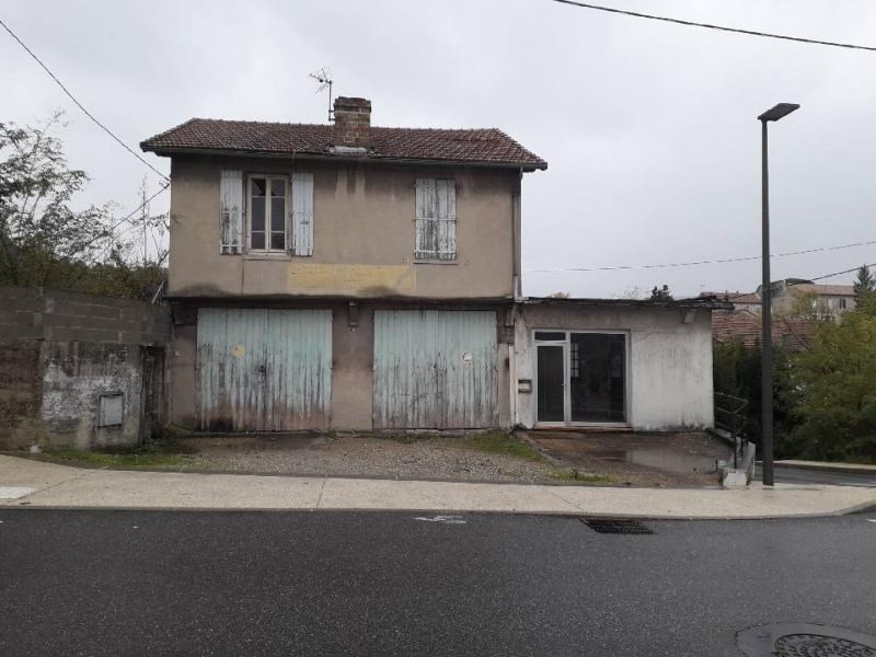 Vente maison / villa Le teil 90 000€ - Photo 1