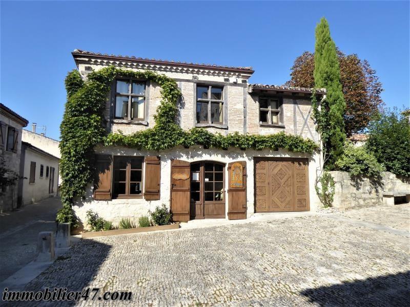 Vente maison / villa Pujols 212000€ - Photo 2