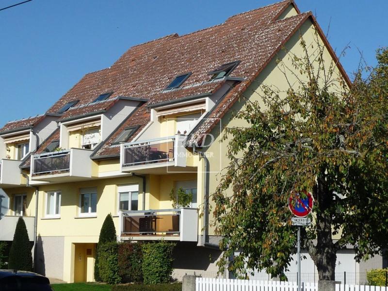 Alquiler  apartamento La wantzenau 1000€ CC - Fotografía 1