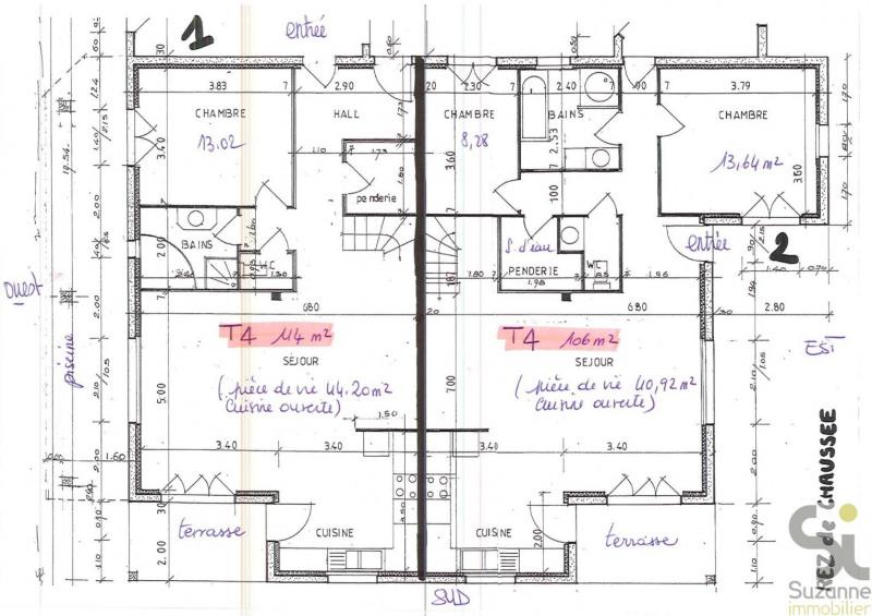 Sale building Brié-et-angonnes 620000€ - Picture 1
