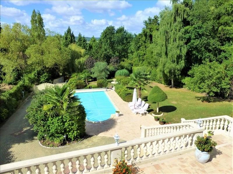Verkauf von luxusobjekt haus Morainvilliers 1299000€ - Fotografie 10