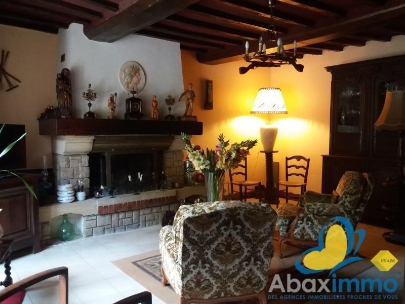 Sale house / villa Grainville langannerie 316500€ - Picture 2