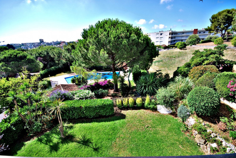 Location appartement Antibes 900€ CC - Photo 1