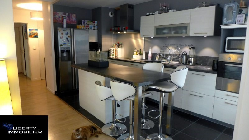 Vente appartement Trappes 183000€ - Photo 2