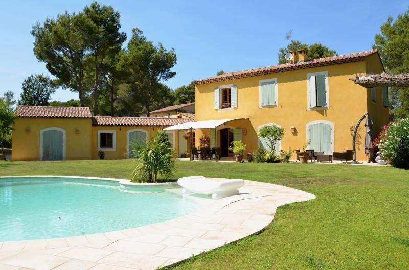 Sale house / villa Ventabren 1195000€ - Picture 1
