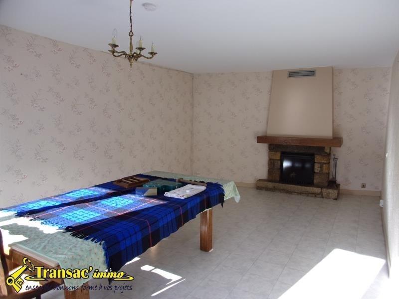 Sale house / villa La monnerie le montel 99500€ - Picture 4