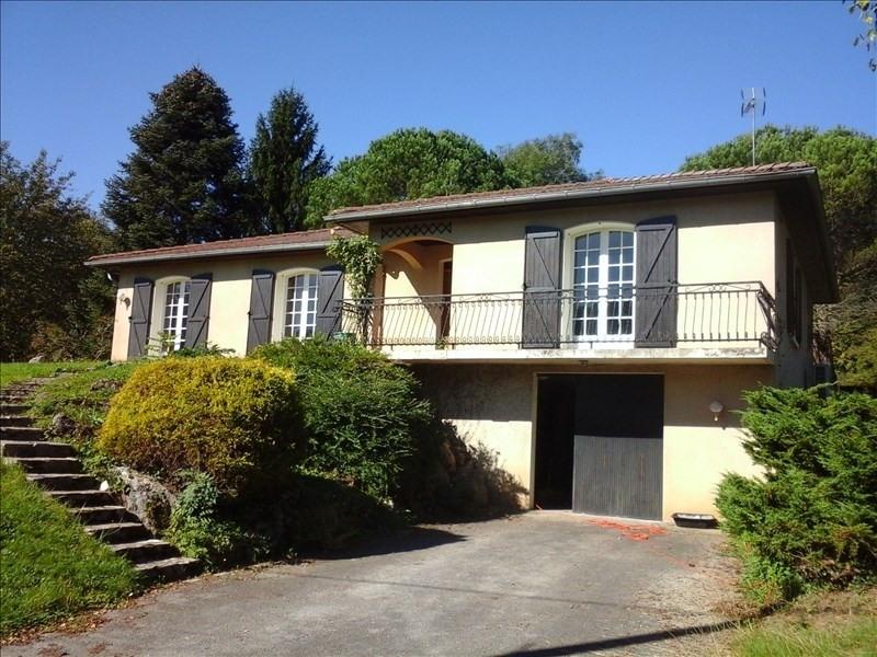 Rental house / villa St lizier 813€ CC - Picture 3