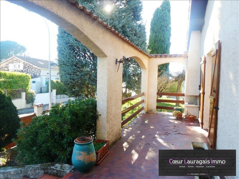 Sale house / villa Quint-fonsegrives 349000€ - Picture 2