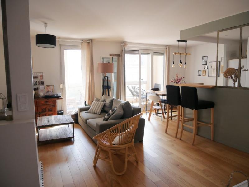 Vente appartement Lyon 4ème 425000€ - Photo 2