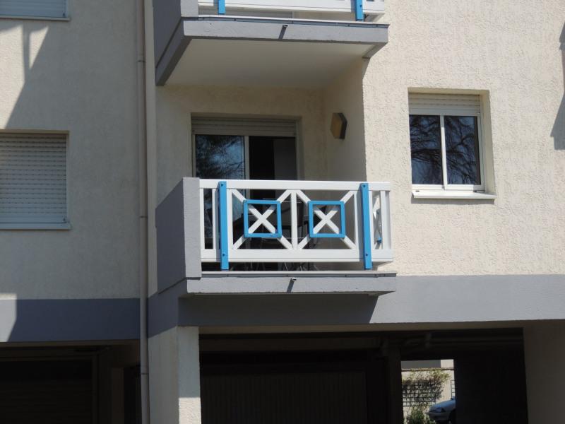 Location vacances appartement Saint georges de didonne 260€ - Photo 9