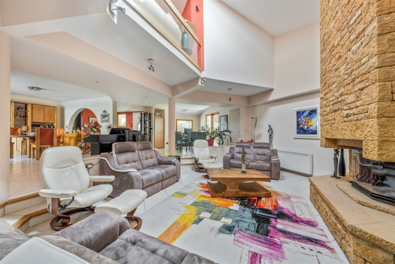 Vente de prestige maison / villa St didier au mont d'or 995000€ - Photo 2