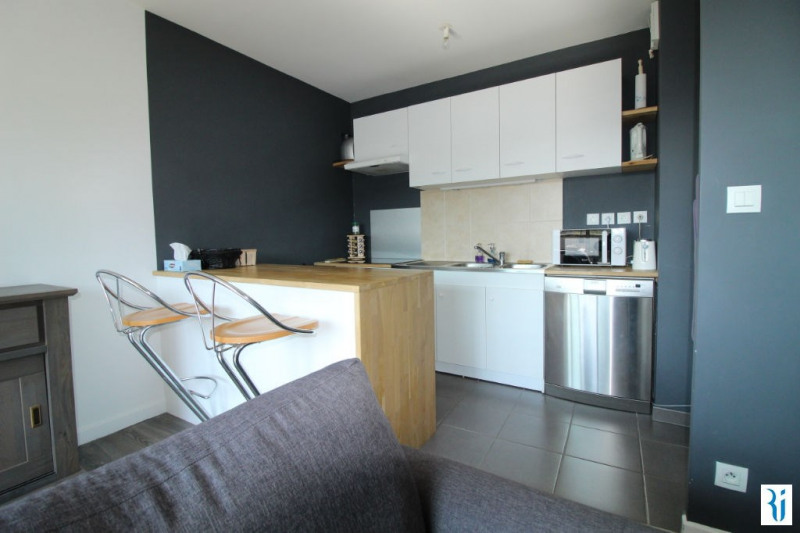 Vente appartement Deville les rouen 125 500€ - Photo 2