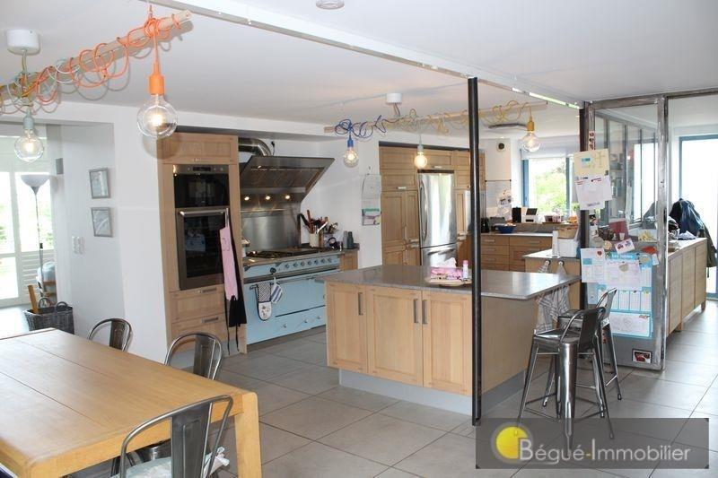 Deluxe sale house / villa 15 mns pibrac 730000€ - Picture 2