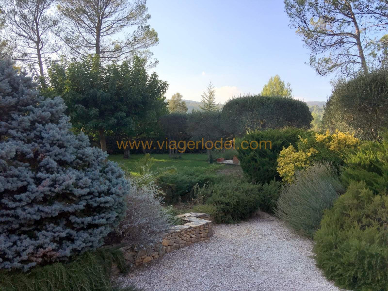 Viager maison / villa Garéoult 285 000€ - Photo 3