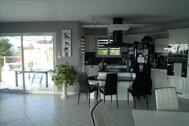 Verkoop  huis Reventin vaugris 370000€ - Foto 3