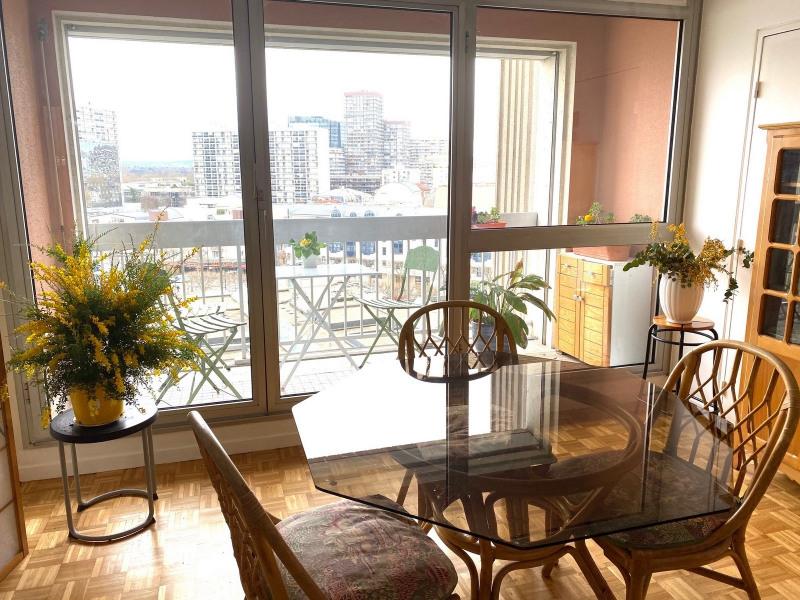 Sale apartment Puteaux 505000€ - Picture 2
