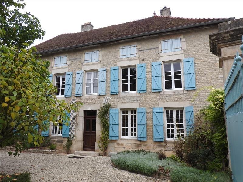 Vente maison / villa Secteur montigny s/aube 165000€ - Photo 1