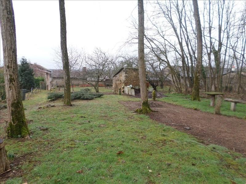Vente maison / villa Lussac les chateaux 24000€ - Photo 1
