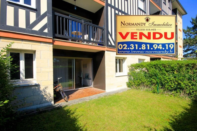 Sale apartment Villers sur mer 79 500€ - Picture 1