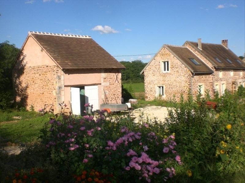 Vente maison / villa Moulins sur ouanne 202000€ - Photo 1