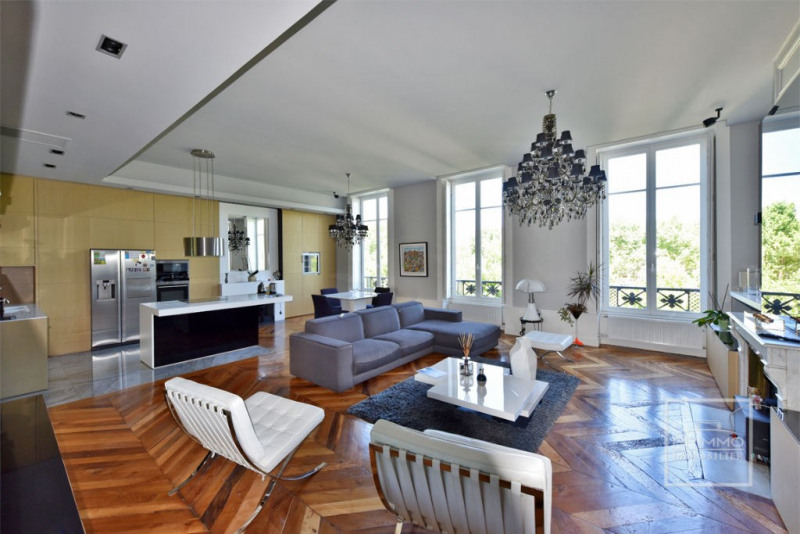 Vente de prestige appartement Lyon 6ème 1 040 000€ - Photo 3