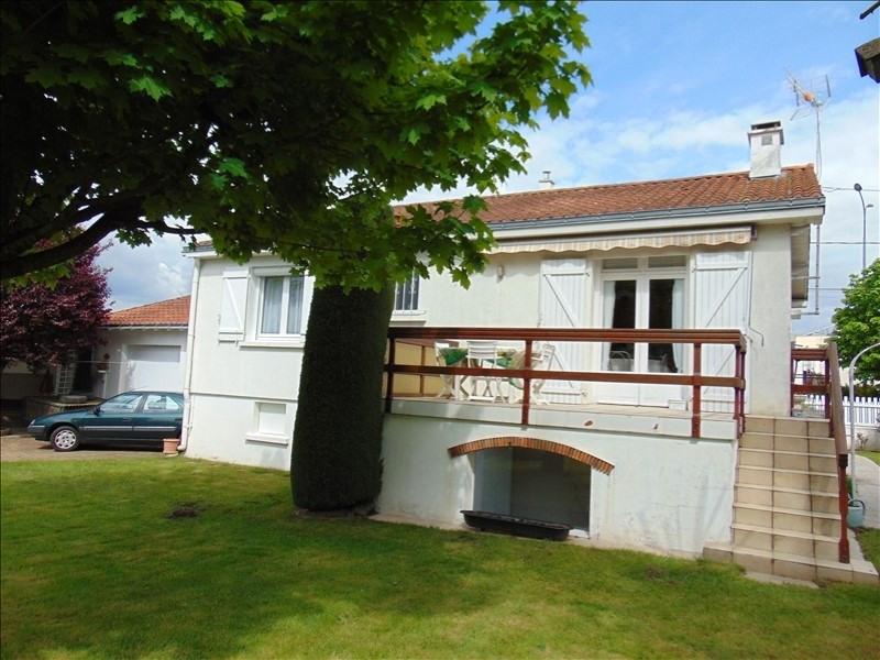 Sale house / villa Cholet 138260€ - Picture 2