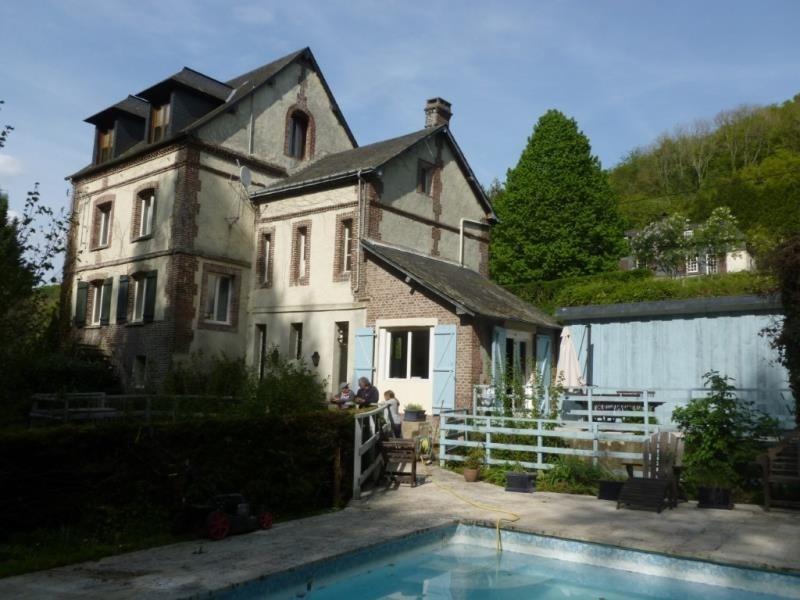 Vente maison / villa Fiquefleur equainville 450000€ - Photo 2