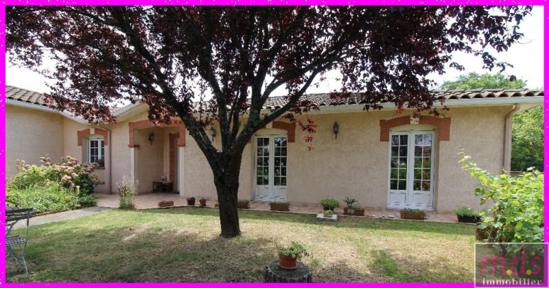 Deluxe sale house / villa Balma 10 minutes 453000€ - Picture 1