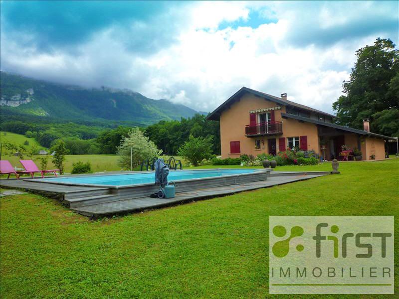 Vendita casa Cusy 550000€ - Fotografia 2