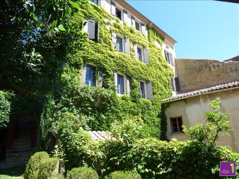 Verkoop van prestige  huis Uzes 699000€ - Foto 1