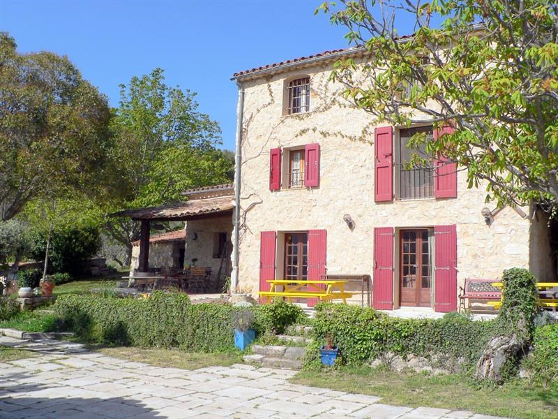 Deluxe sale house / villa Fayence 892 000€ - Picture 5