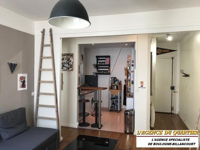 Sale apartment Boulogne billancourt 374 000€ - Picture 2