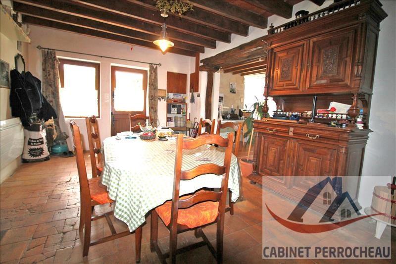 Sale house / villa La chartre sur le loir 111500€ - Picture 10