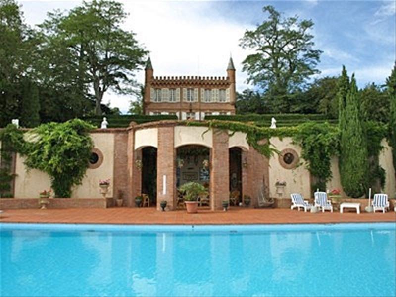 Revenda residencial de prestígio casa Montesquieu volvestre 1170000€ - Fotografia 1