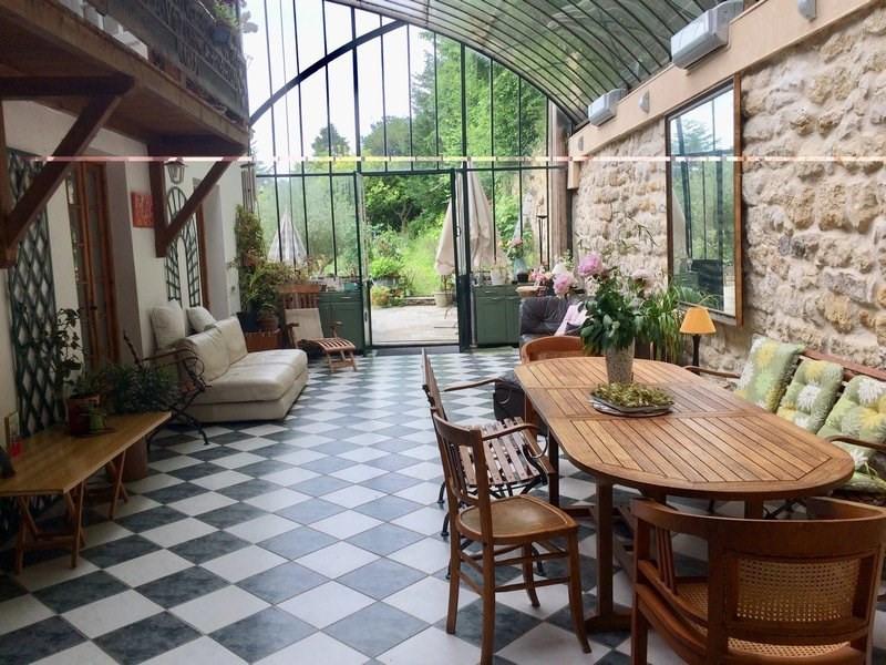 Revenda residencial de prestígio casa Villennes sur seine 1190000€ - Fotografia 3