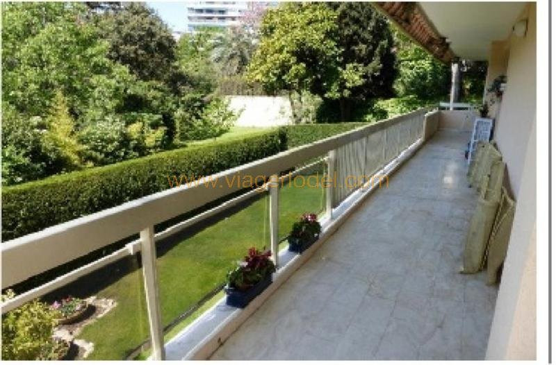 Viager appartement Cannes 155 000€ - Photo 1