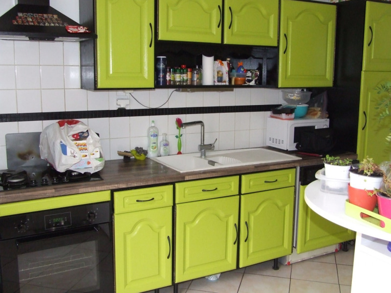 Vente maison / villa Le houlme 136000€ - Photo 6