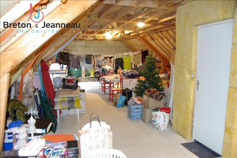 Vente maison / villa St jean sur mayenne 182000€ - Photo 7