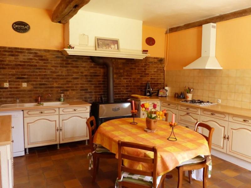 Vente maison / villa Stigny 240000€ - Photo 12