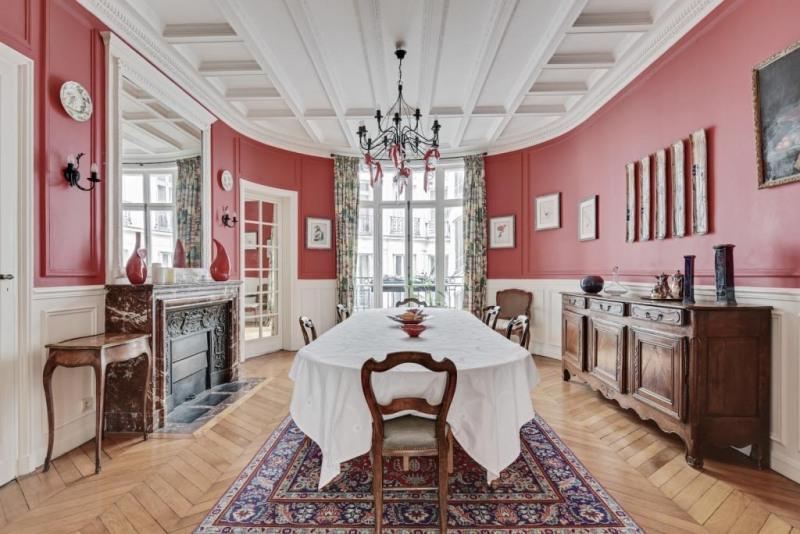Vente de prestige appartement Paris 17ème 2750000€ - Photo 2