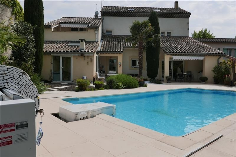 Sale house / villa Espeluche 468 000€ - Picture 1